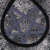 Robe pentagramme Rock n'kid en jersey OEKO-TEX